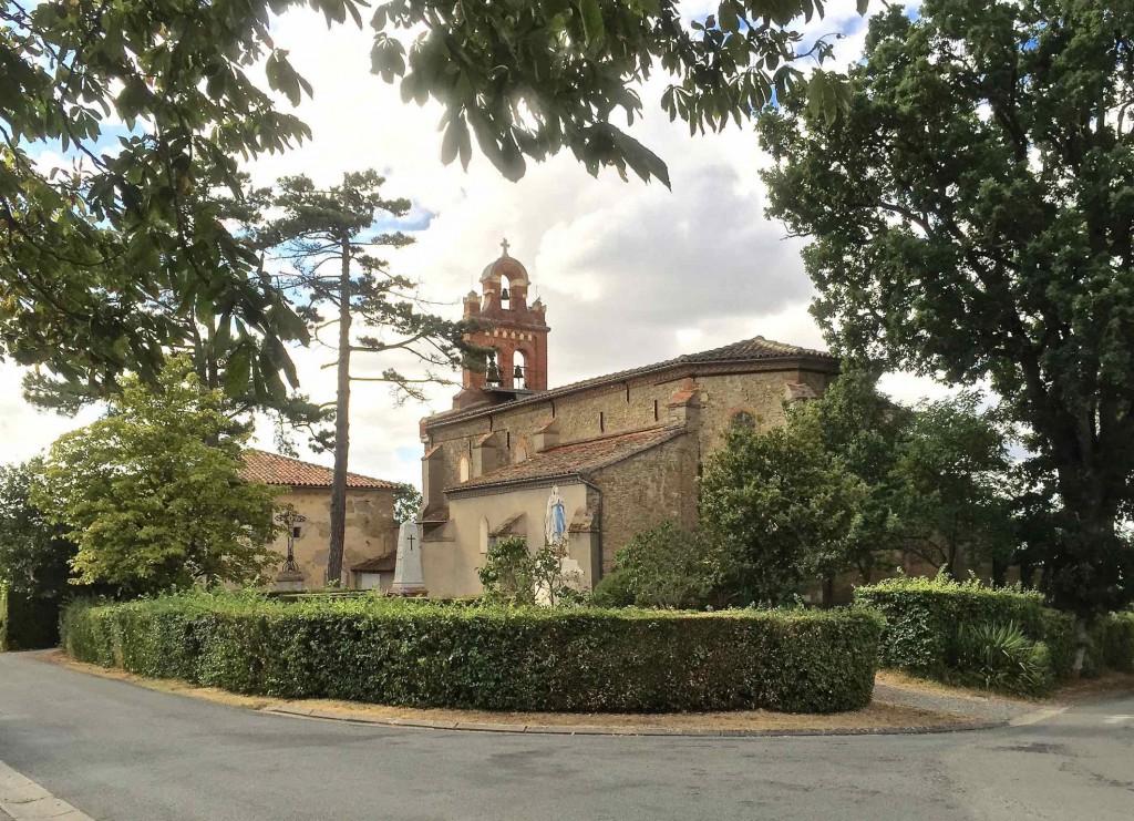 Eglise de Cadoul