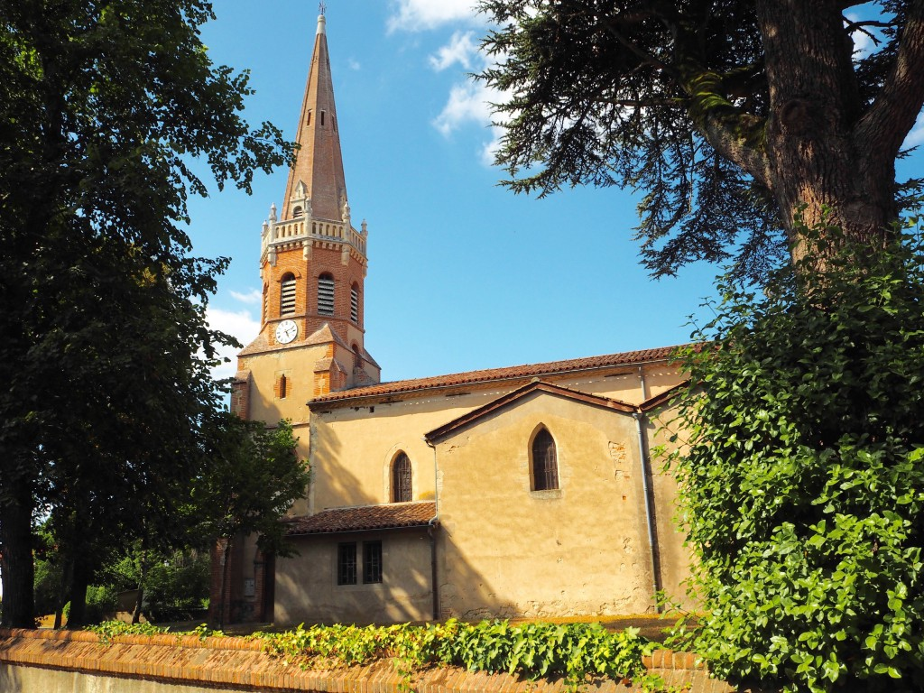 Eglise de Fiac