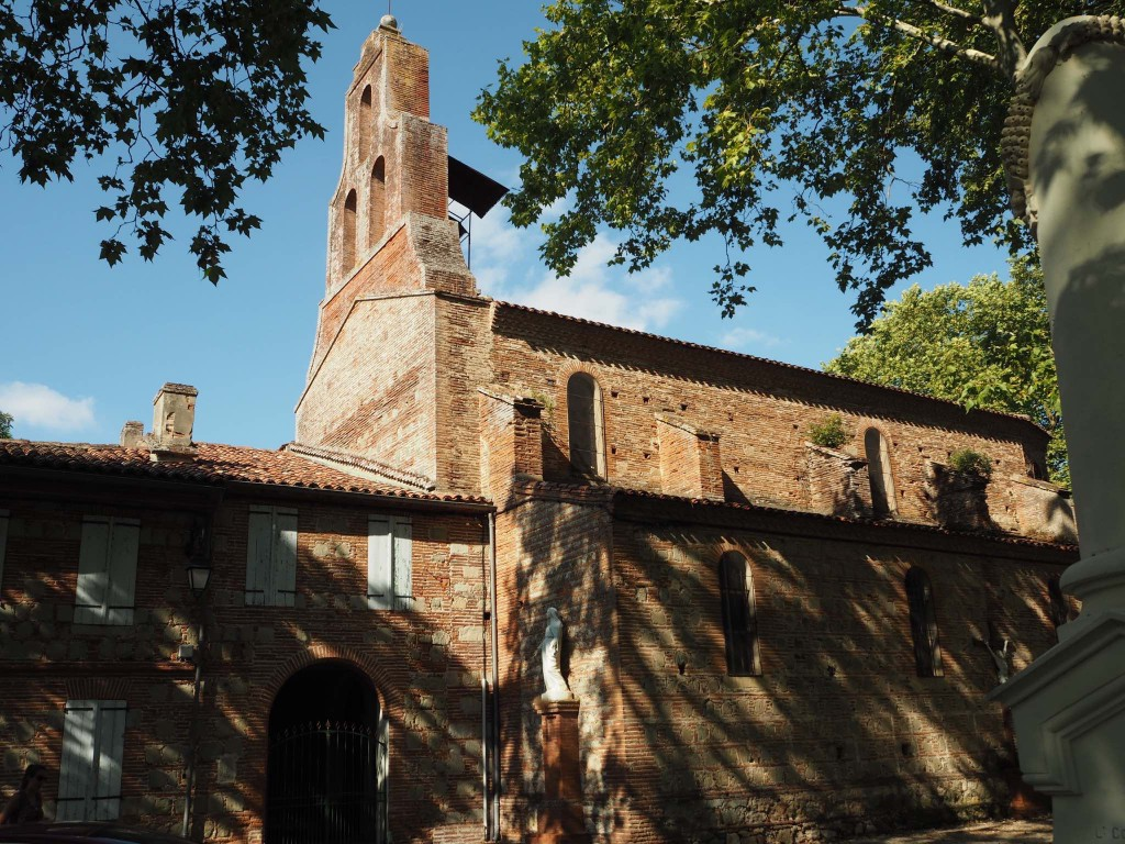 Eglise de St lieux