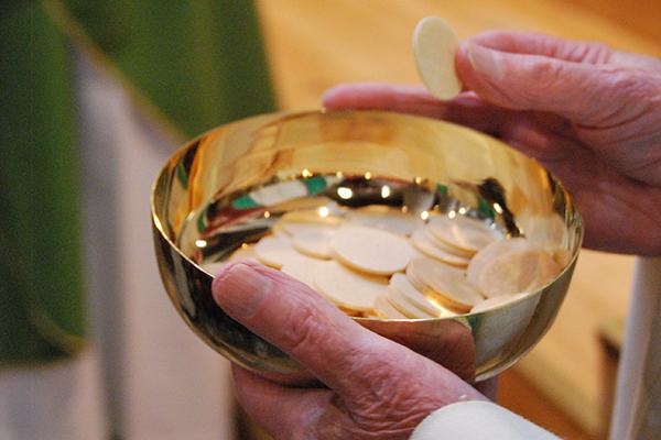 Prions pour les communiants