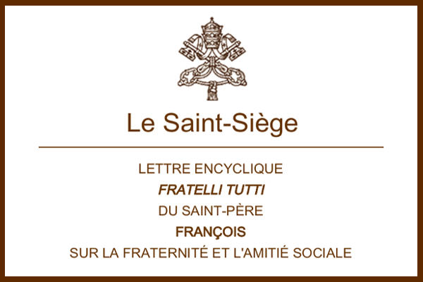 La 3e encyclique du pape